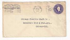 1933 San Juan Puerto Rico, Advertising Sucs De A Mayol & Co to Chicago Illinois