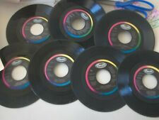 tina turner 45 rpm records lot of7 all very good
