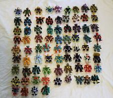 Lot of all 76 original Battle Beasts series 1, 2, 3 collection