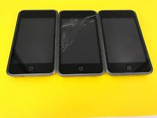 Lot of 3 Apple iPod Touch 1st Gen, A1213, 16GB, As Is For Parts #ucuc