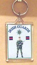 Irish Guards key ring..