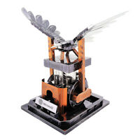 Metal Puzzle Building Toy Mechanical Eagle Model Assemble Jigsaw Puzzle Kit