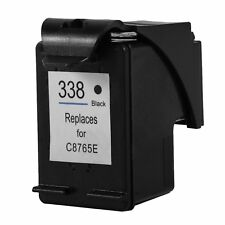 1x tinta cartucho GENÉRICO 338 XL OfficeJet 6205 6210 7210 7310 7410 h470 k7100