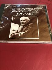 Historic Concert Performance From 1953, Tchaikovsky, Cd