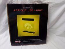 Awesome, Bright Iowa Hawkeye Acrylic LED Light! Show Your Hawkeye Pride!  NIB!