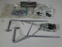 Brackets Mounts Windscreen Brackets Attacks Windscreen FABBRI Gilera Runner