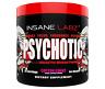 Insane Labz Psychotic Pre-Workout Powder 35 Servings COTTON CANDY