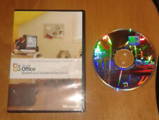 Microsoft Office 2003 – Student and Teacher Edition for the PC inc. Word, Excel