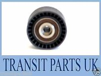 TRANSIT IDLER  FAN DRIVE BELT PULLEY  2006 ON 2.4 RWD