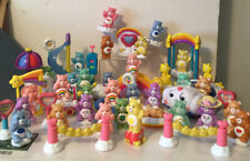 Large Lot Of Vintage Care Bear Play Sets Accessories~20+ Accessories & 32+Bears