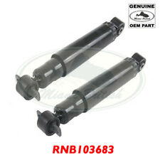 LAND ROVER FRONT SHOCK ABSORBER SET DISCOVERY II 99-02 W/ACE RNB103683 OEM