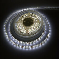 Ip68 Cuttable 3528 SMD Rope Cabinet Decking Kitchen LED Strip Lights 1-5m DC 12v Cool White 2m/120leds No Thanks