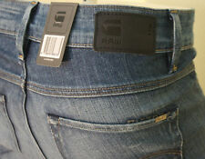 Jeans da donna in denim invecchiato