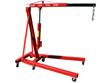 2 TON FOLDING ENGINE CRANE STAND HOIST LIFT JACK FOLDING MECHANICS LIFT