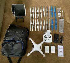 DJI Phantom 4 Drone, 2 Batteries, Polar Pro Filters & More