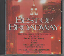 Best Of Broadway Royal Philharmonic Orchestra CD NEU Cats Starlight Express uvm