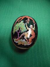 Franklin Mint 1988 Music / Ring Box Russian Ballet Firebird
