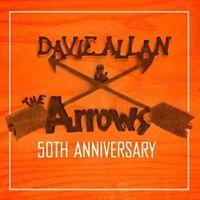 Davie & Arrows Allan - 50th Anniversary [CD New]