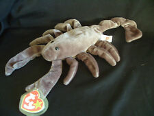 NWT TY BEANIE BABY  STINGER - THE SCORPION - MADE IN INDONESIA