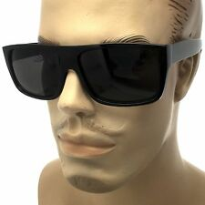 Mens Classic Old School Eazy E Flat Top GANGSTER CHOLO Sunglasses Black UV 400