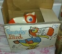 IDEAL 1964 SMARTY BIRD W/ORIGINAL BOX EVC! WORKING - NO SOUND❤SPECIAL PRICE 🐥