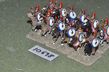 25 mm era ROMAN/ROMANO-Cavalleria 12 CAVALLERIA-CAV (10698)