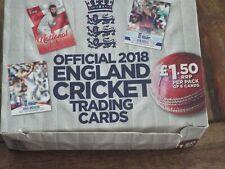 2018 England Cricket Trading Cards - Milestone
