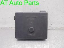 1998 GMC JIMMY S15 4.3L 4X4 FUSE BOX COVER ONLY OEM