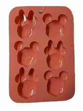 Disney Silicone Cake Mold Large Mickey & Minnie Mouse