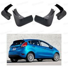 Car Mud Flaps Splash Guard Fender Mudguard for Ford Fiesta Hatchback 2013-2016