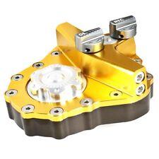 Universal Motorcycle Adjustable Steering Damper Stabilizer CNC Controls For KTM