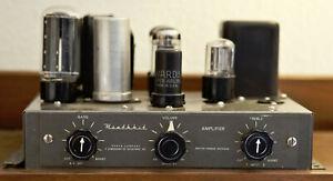 Heathkit A 7 Integrated Amplifier