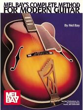 Complete Method for Modern Guitar Learn to Play Present MUSIC BOOK Guitar