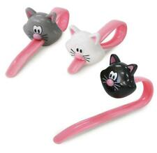 Joie Cat Kitten Meow Bag Ties Sealing In Food Freshness Kitchen Home Gadgets