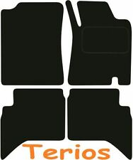 Daihatsu Terios Tailored car mats ** Deluxe Quality ** 2010 2009 2008 2007 2006