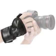 Correa de Muñeca Empuñadura de Cámara Mano Agarre FF para Canon Nikon Sony Pentax DSLR SLR Negro