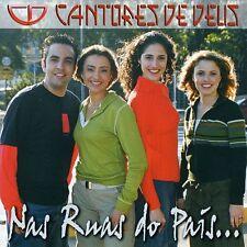Cantores de Deus - Nas Ruas Do Pais [New CD]