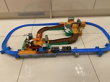 Tomy Thomas & Friends Trackmaster Thomas And Terrence Deluxe Action Set