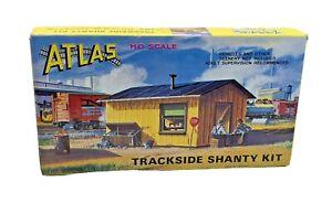 Vintage HO Scale Trackside Shanty Kit 702 in Original Box