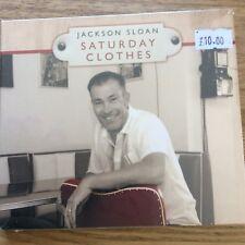 Jackson Sloan - Saturday Clothes RnB/ Rockabilly/ Rock N Roll cd