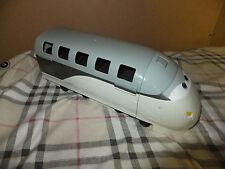 Disney Pixar CARS 2 Spy Train Transporter/Case