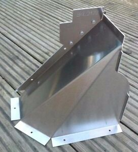Land Rover Series 2 2a 3 88 SWB Rear Body Tub Fuel Filler Pipe Cover 330367