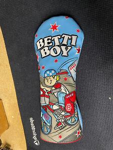 Bettinardi Hive Betti Boy Blue Driver Head Cover