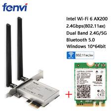 Wireless Dual Band 1730Mbps Bluetooth 5.0 WiFi Intel 9260 PCI-E Adapter 9260NGW