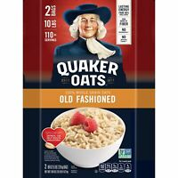 Quaker Oats Old Fashioned Oatmeal, 160 oz