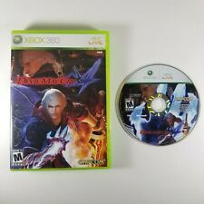 Devil May Cry 4 Xbox 360 (2008) Complete in Box