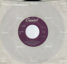 JOHN LENNON  Whatever Gets You Thru The Night / Beef Jerky 45  THE BEATLES
