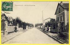 cpa 93 - FRANCEVILLE GAGNY (Seine Saint Denis) ALLÉE des MARGUERITES Villas