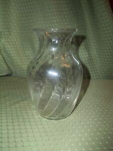 """Vintage Glass Vase 5.5""""T"""