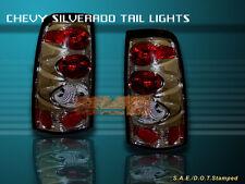 1999 2000 2001 2002 CHEVY SILVERADO ALTEZZA TAIL LIGHTS